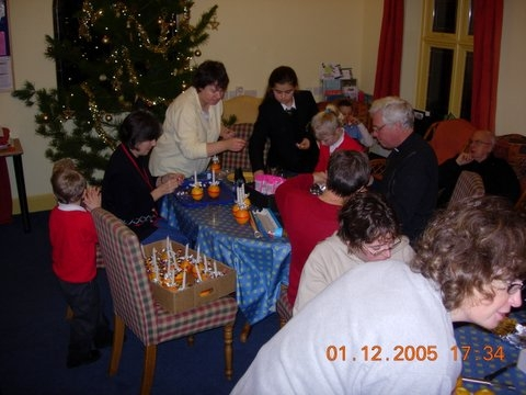 A busy Christmas