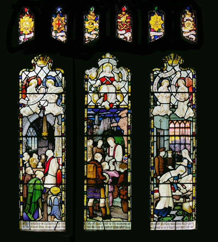 Betley Memorial Window