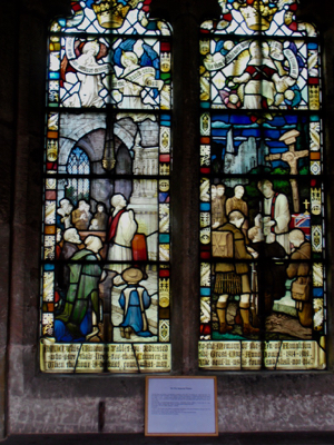 Haughton Memorial Window